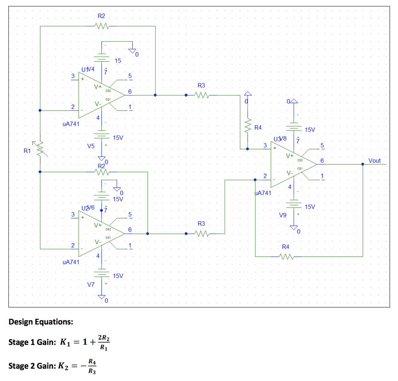Picture of Build the Instrumentation Amplifier