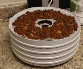 Make Your Own Dehydrated Meals, Bonus Chili Recipe!