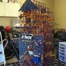 Knex Pinball Machine Equinox