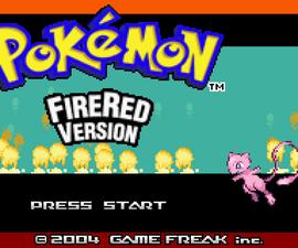 Edit GBA Pokémon Title Screen Sprite