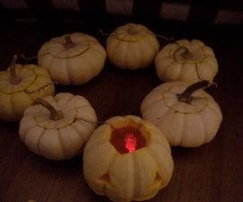 Pumpkin Battery