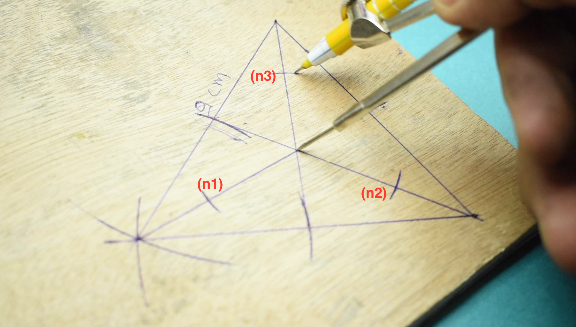 Picture of Make the Shape of the Spinner