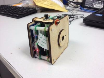 Assembling the Camera