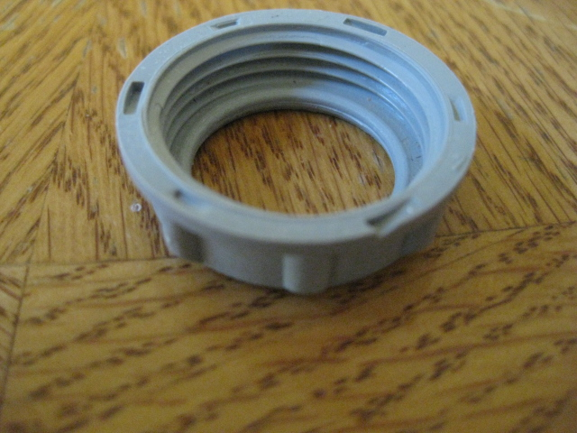 Picture of CD Drive Motor and Spacer