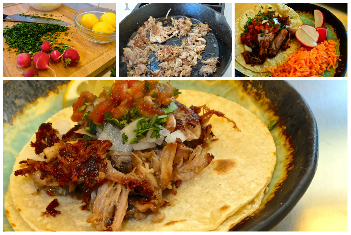 Picture of Impossibly Easy Carnitas Tacos