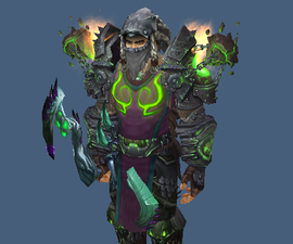 Materialize Your Favorite Wow/Lol Character