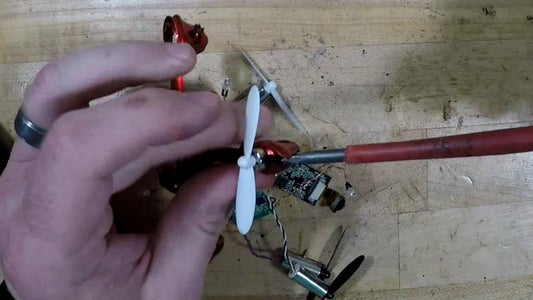 Disassemble Quadcopter