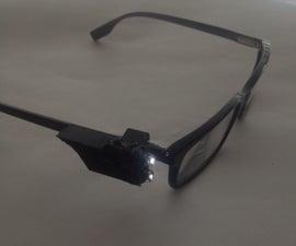 Compact Glasses Light