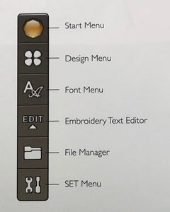 Insert USB File