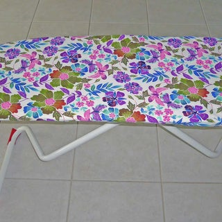How to Re-cover an Ironing Board