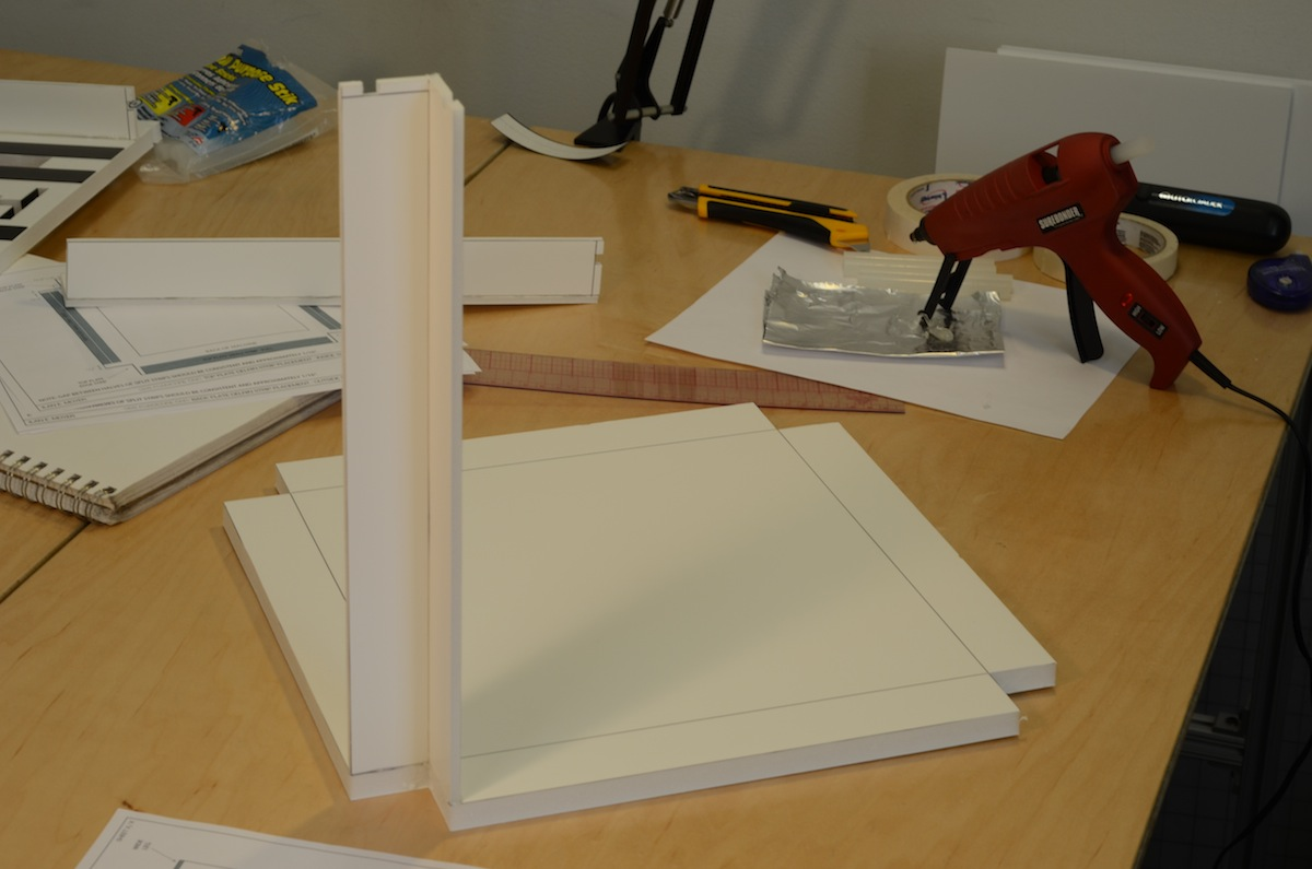 Picture of Glue the Structure