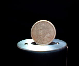 Make Your Own: Pure Copper Golden Dollar!