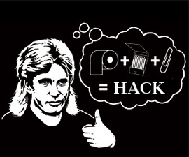 Hacking With TV Remote Control