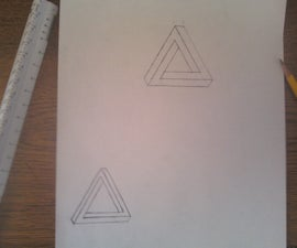 Draw a Penrose Triangle