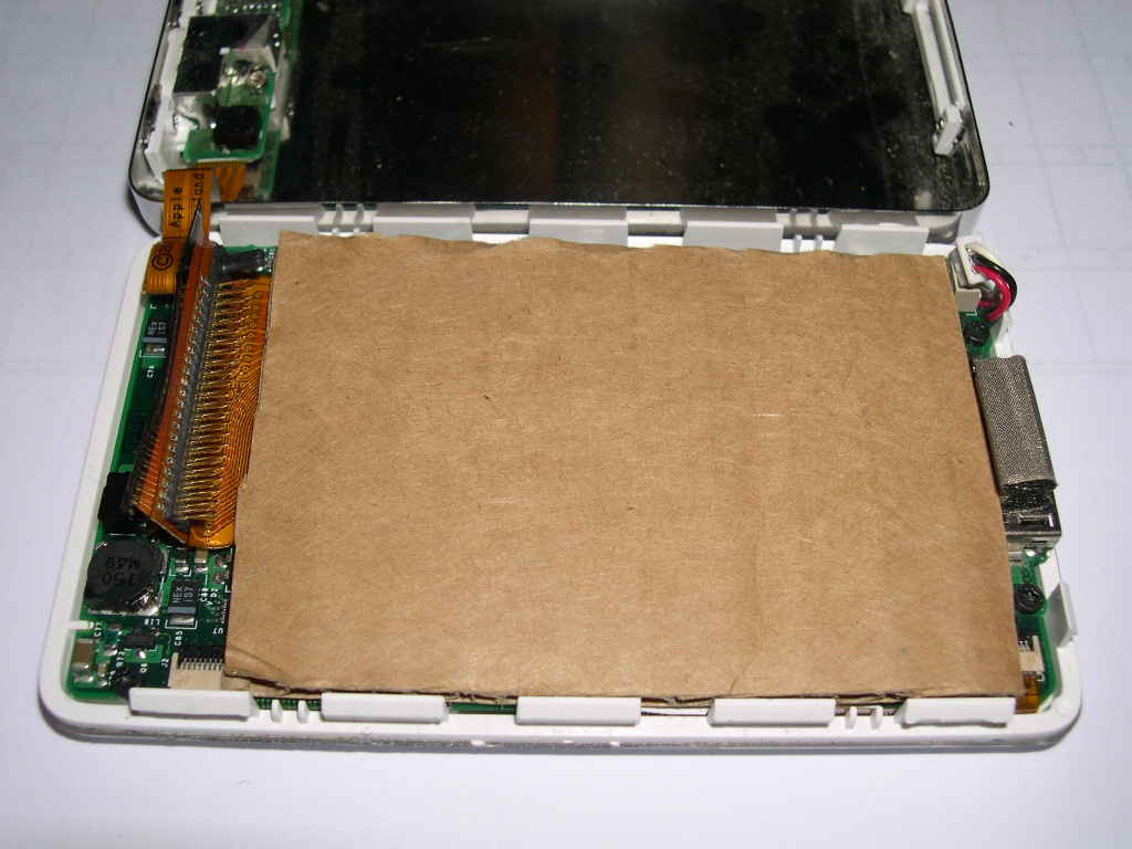 Picture of Prep and Install the Flash Card