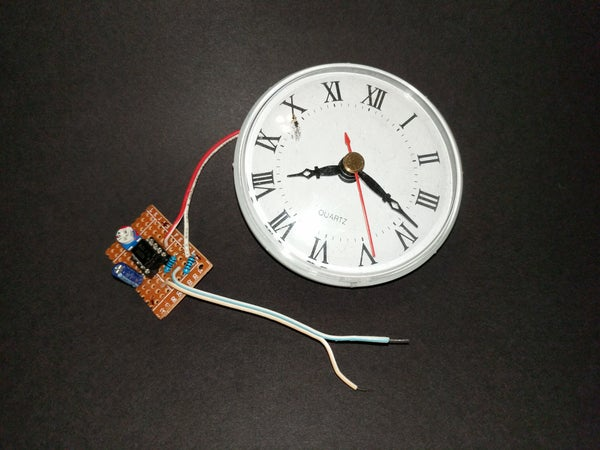 The Time Machine    An Awesome Clock Hack