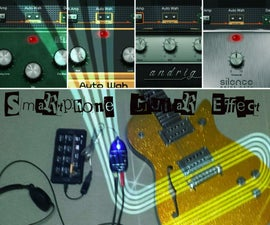 Smartphone Guitar Effect