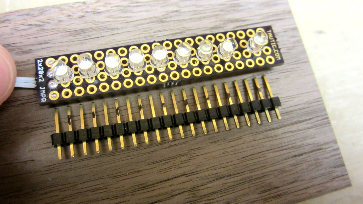 Picture of Set-up the Chassis for Paper Tape Reader