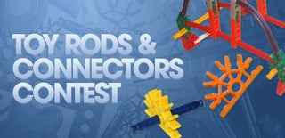Toy Rods and Connectors Contest