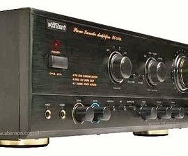 Upgrading Amplifier