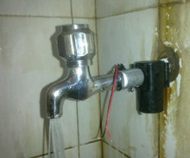 Power your Bathroom by Water Tap