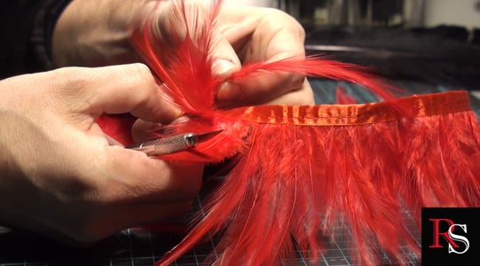 Part Two: Feather Preparation