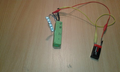 Diy Touch Switch in a Box