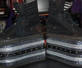 Epic Platform Shoes Tutorial