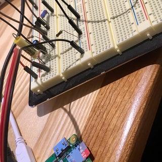 One Transistor Audio for Pi Zero W