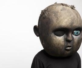 Mask Making (Voodoo Baby)