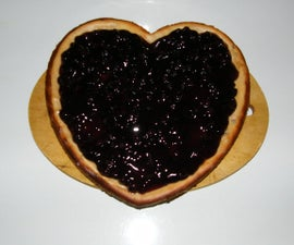 3-steps Blueberry Cheesecake
