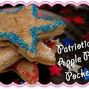 Decorated Apple Pie Pockets