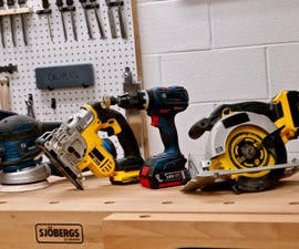 5 Woodworking Tools for Beginners