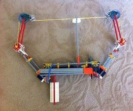 K'Nex Folding Compound Bow
