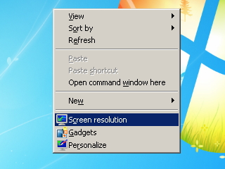 Picture of Access External Monitor