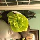 How to make a Funky Fleece Ear Muff Head Band
