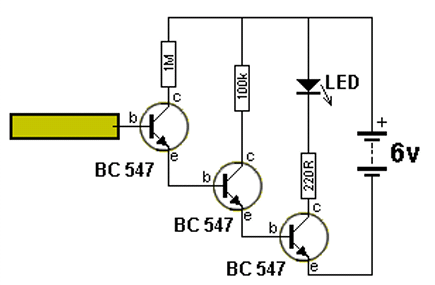 Picture of On Breadboard