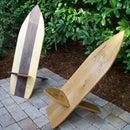 Surfboard Chair