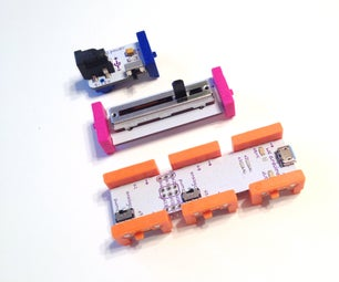 LittleBits Serial Data