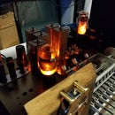 Steampunk Pi Jukebox Running Google Music