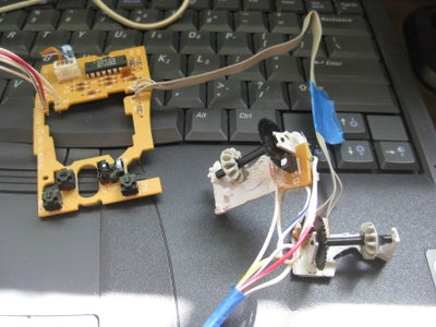 Add the Electronic Bits