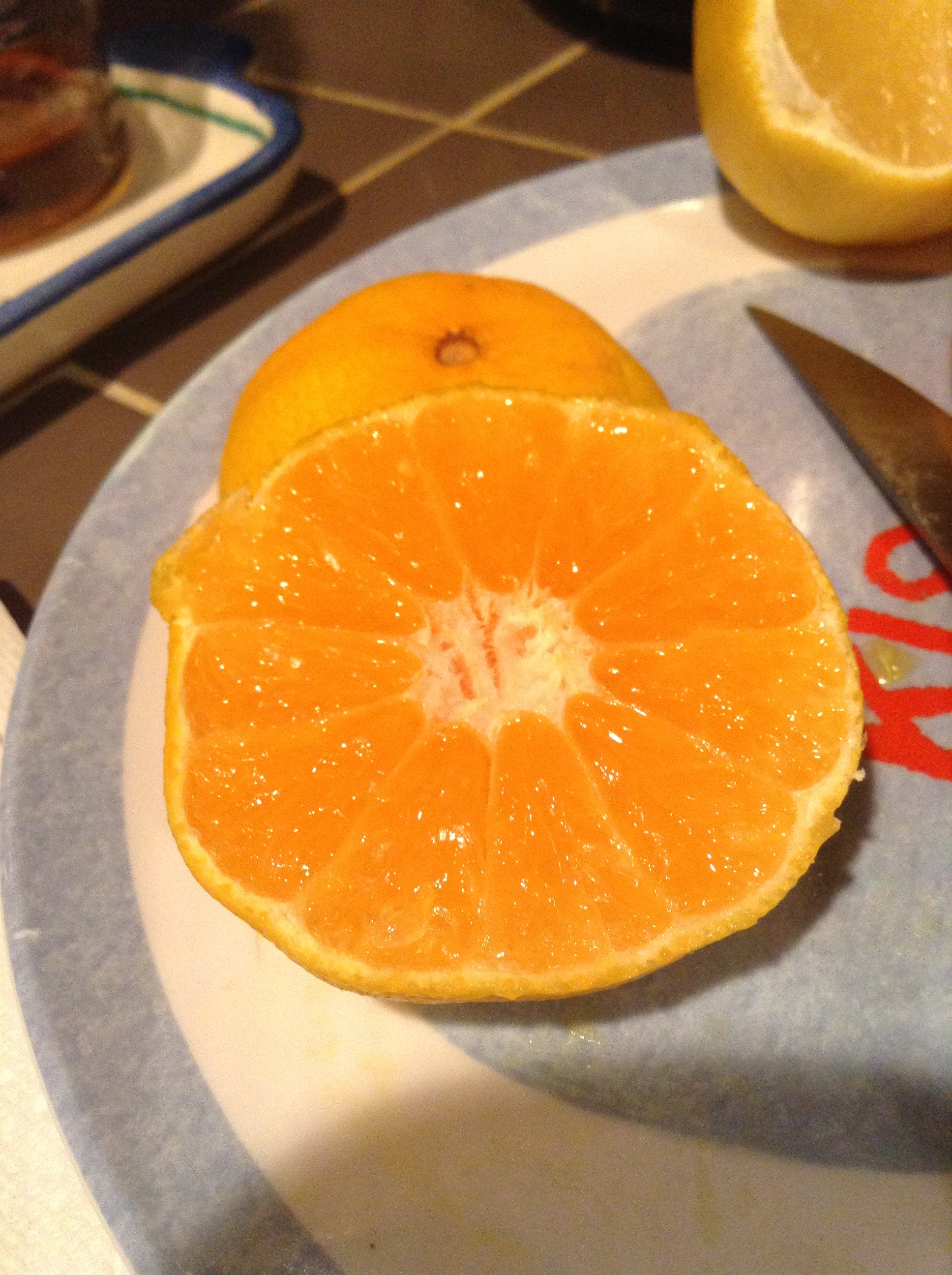 Picture of Slicing the Orange
