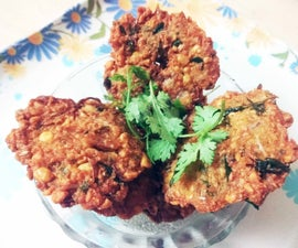 Andhra Style Vada