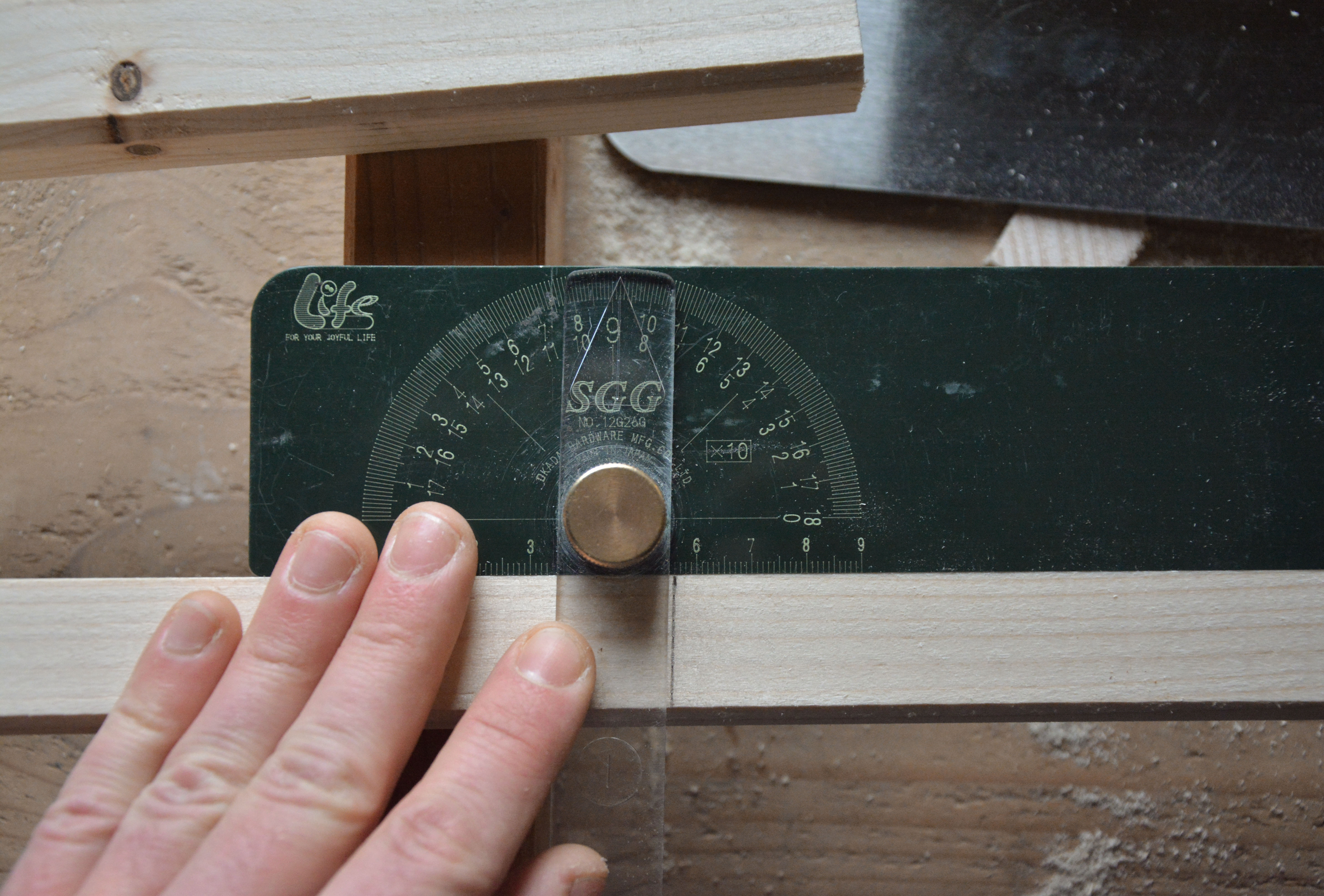 Picture of Cutting to Length