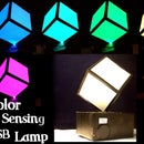 USB Chameleon Lamp ( Color replicating )