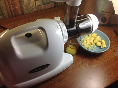 Add Ginger Juice
