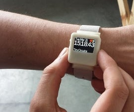 Make Your Own Smartwatch