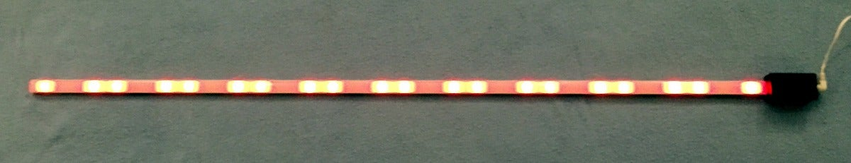 WiFi Connected LED Bars With Shared Animations