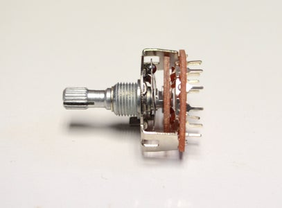 How a Rotary Switch Works