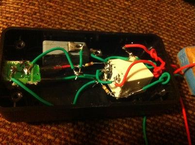 Simple Emergency Lighting System